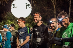 Niels Wiese Petzl Night Trail