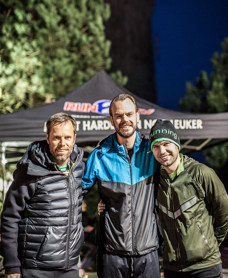 Niels Wiese Petzl Night Trail