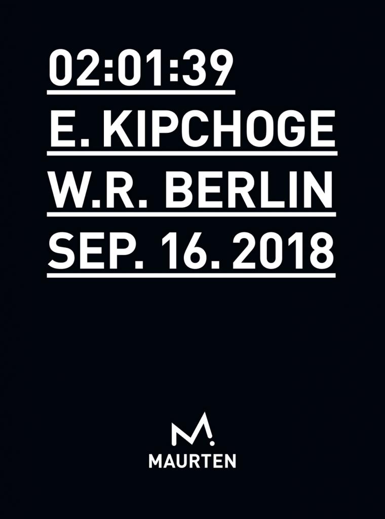 Kipchoge - Berlin